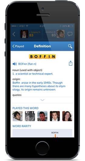 wwf dictionary