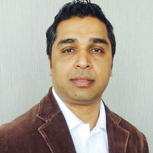 Eagle Creek CRM Director Sandeep Kadam