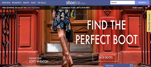ShoeOnline screenshot