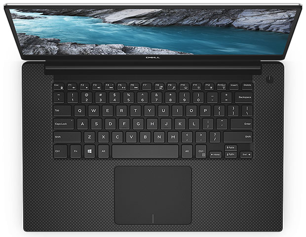Dell XPS 15-inch laptop
