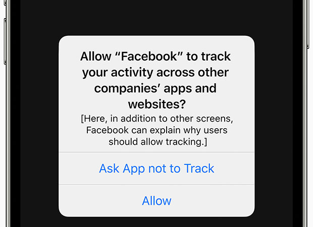 Apple's App Tracking Transparency feature