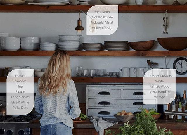 AI-based product labeling