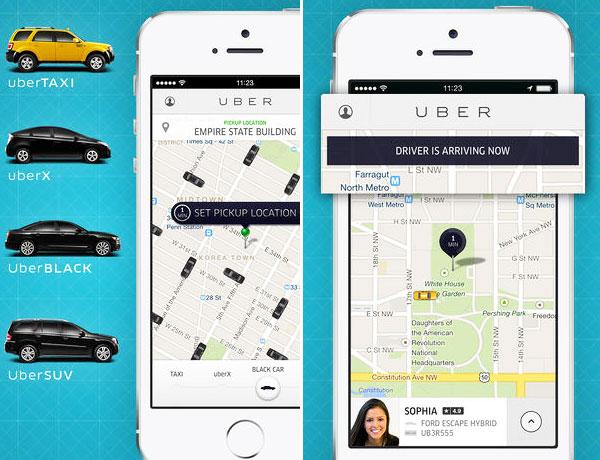 Will Google And Uber Invade Each Other S Turf Hot