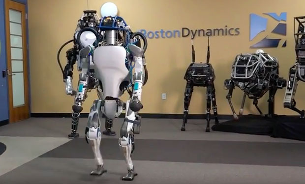 Robot march: Softbank picks up two robotics firms from Alphabet