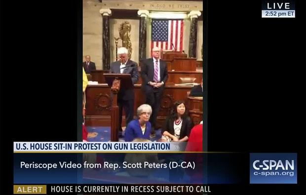 c-span-periscope-house-representatives-sit-in-gun-control