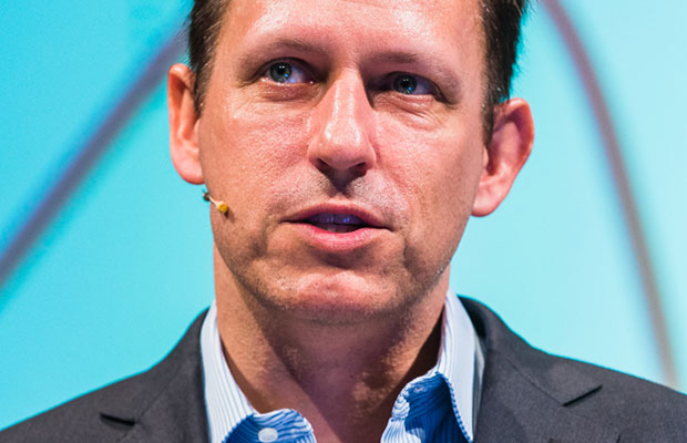 Peter Thiel Reaffirms Trump Support at National Press Club Speech