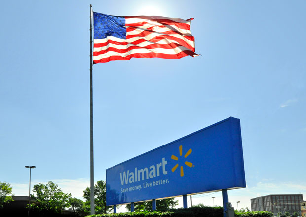 Wal-Mart opens startup incubator