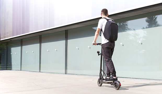 american cities lack the infrastructure to make electric scooters practical for last mile transportation