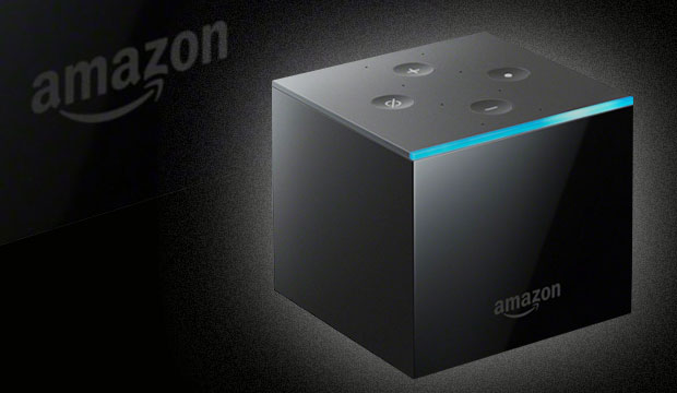 amazon's new fire tv cube is a streaming media player with alexa built in