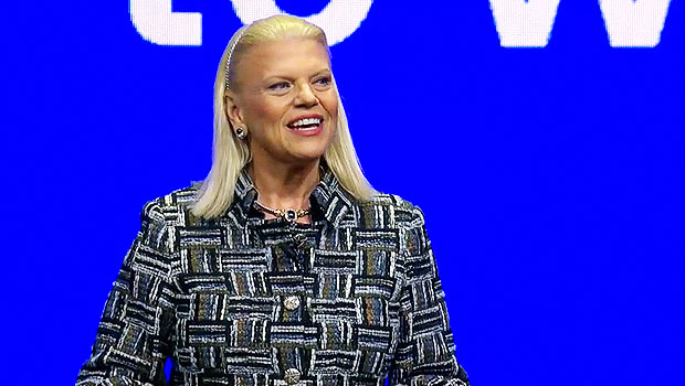 ibm ceo ginni rometty kicked off ces 2019 with a keynote focused on deep data ai quantum computing