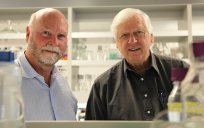 Craig Venter, Ph.D. and Hamilton O. Smith, M.D.
