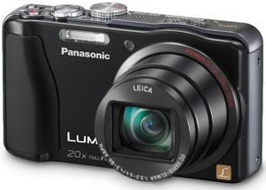 Panasonic's Lumix DMC-ZS20