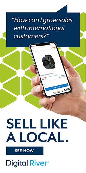 Digital River - Sell Like a Local